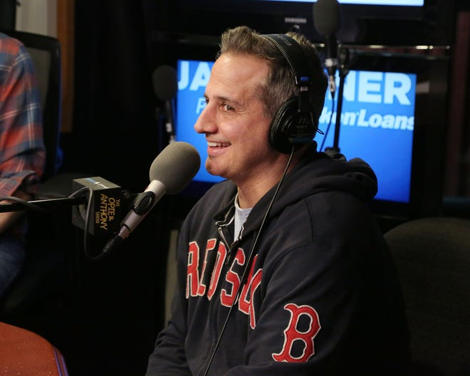 Nick DiPaolo promoted his upcoming comedy special with an unsuitable photo display.