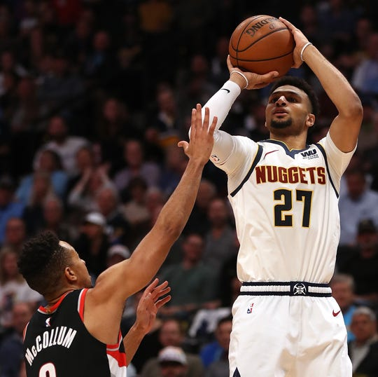 Michael Malone On Stem School Highlands Ranch Shooting: NBA Playoffs: Nuggets Rout Blazers In Game 5, Take 3-2