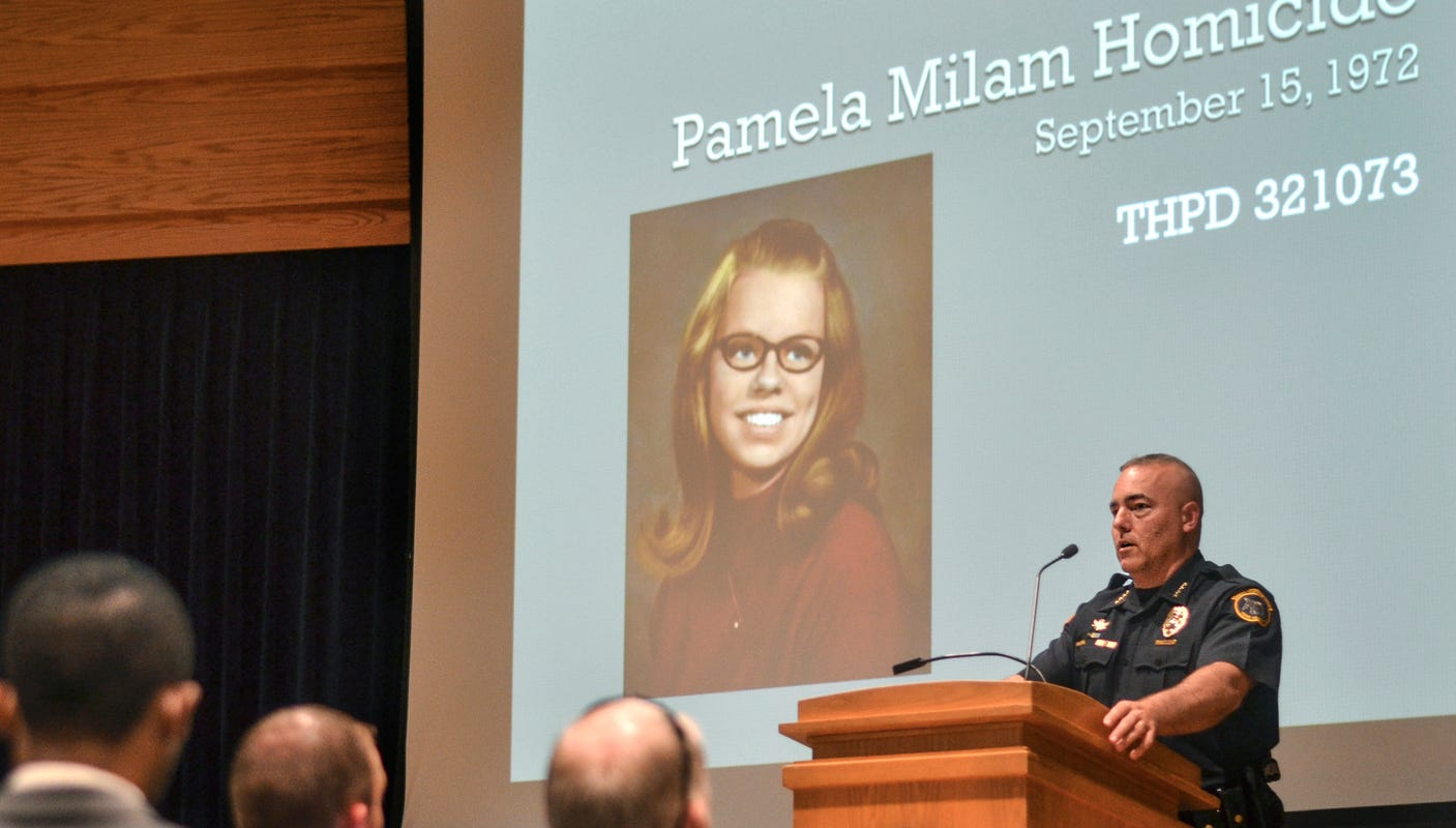 DNA helps solve Indiana college student's murder nearly 47
