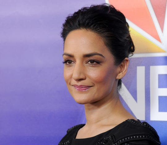 BEVERLY HILLS, CA - AUGUST 02:  Actress Archie Panjabi arrives at the 2016 Summer TCA Tour - NBCUniversal Press Tour Day 1 at The Beverly Hilton Hotel on August 2, 2016 in Beverly Hills, California.  (Photo by Gregg DeGuire/WireImage) ORG XMIT: 654492393 ORIG FILE ID: 585469212