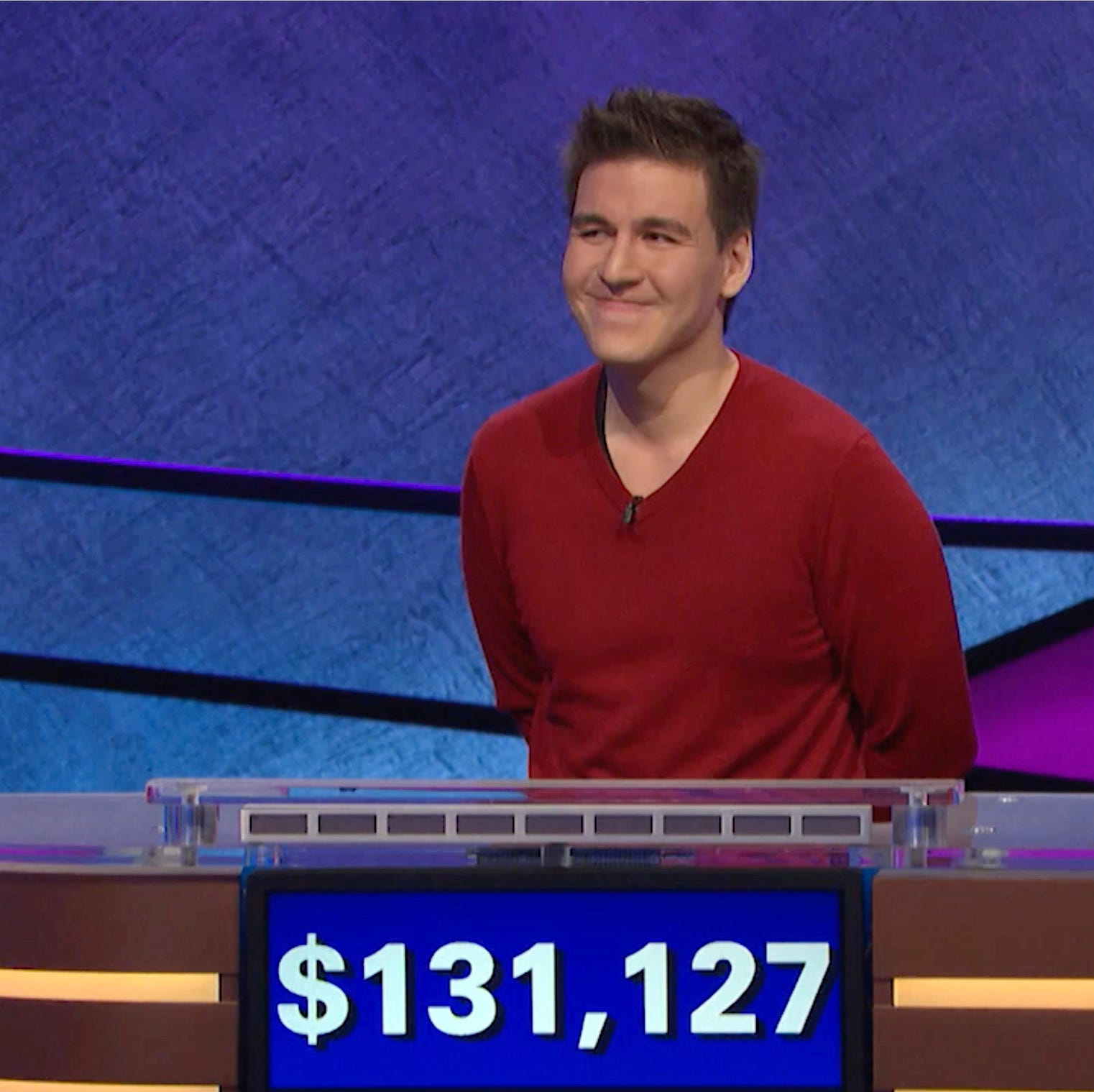 James Holzhauer holds the all-time single-game record for amount won on 'Jeopardy!' -- $131,127.