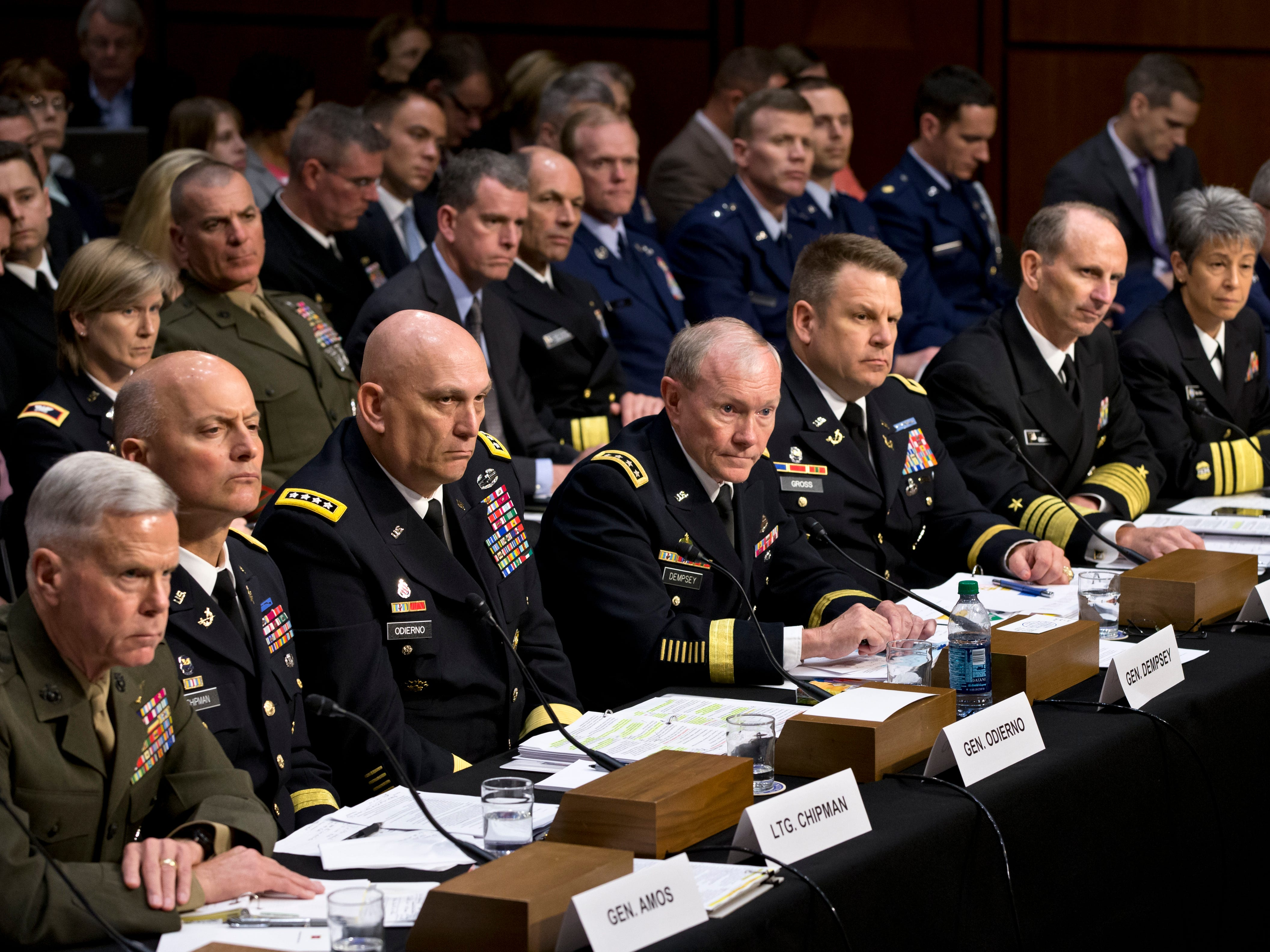 Military sexual assaults spiked in 2018, and that means leaders are still failing to lead