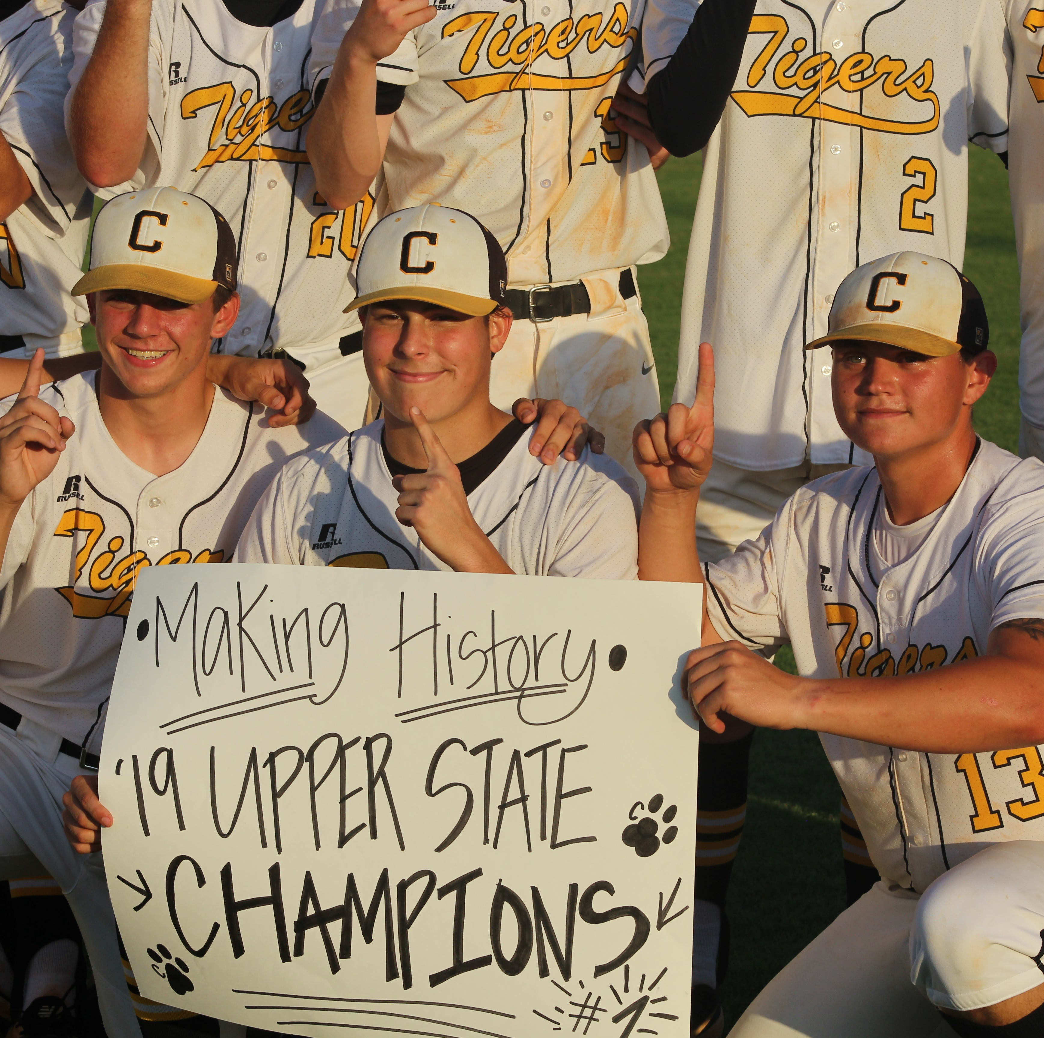 Year of firsts for Crescent High School baseball leads to Upper State region title