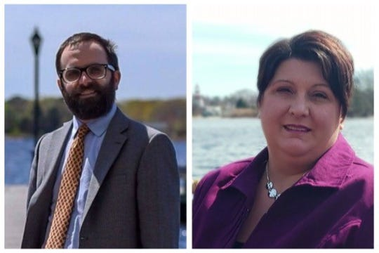 Ocean County Democratic freeholder candidates David T. Wright and Jean A. Czarkowski have called on the all-Republican freeholder board to do more to protect the county's LGBTQ community from discrimination.