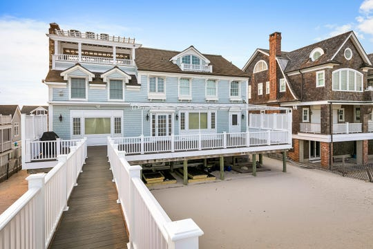 Tour $5.49M true treasure Mantoloking home at 1005 East Ave.