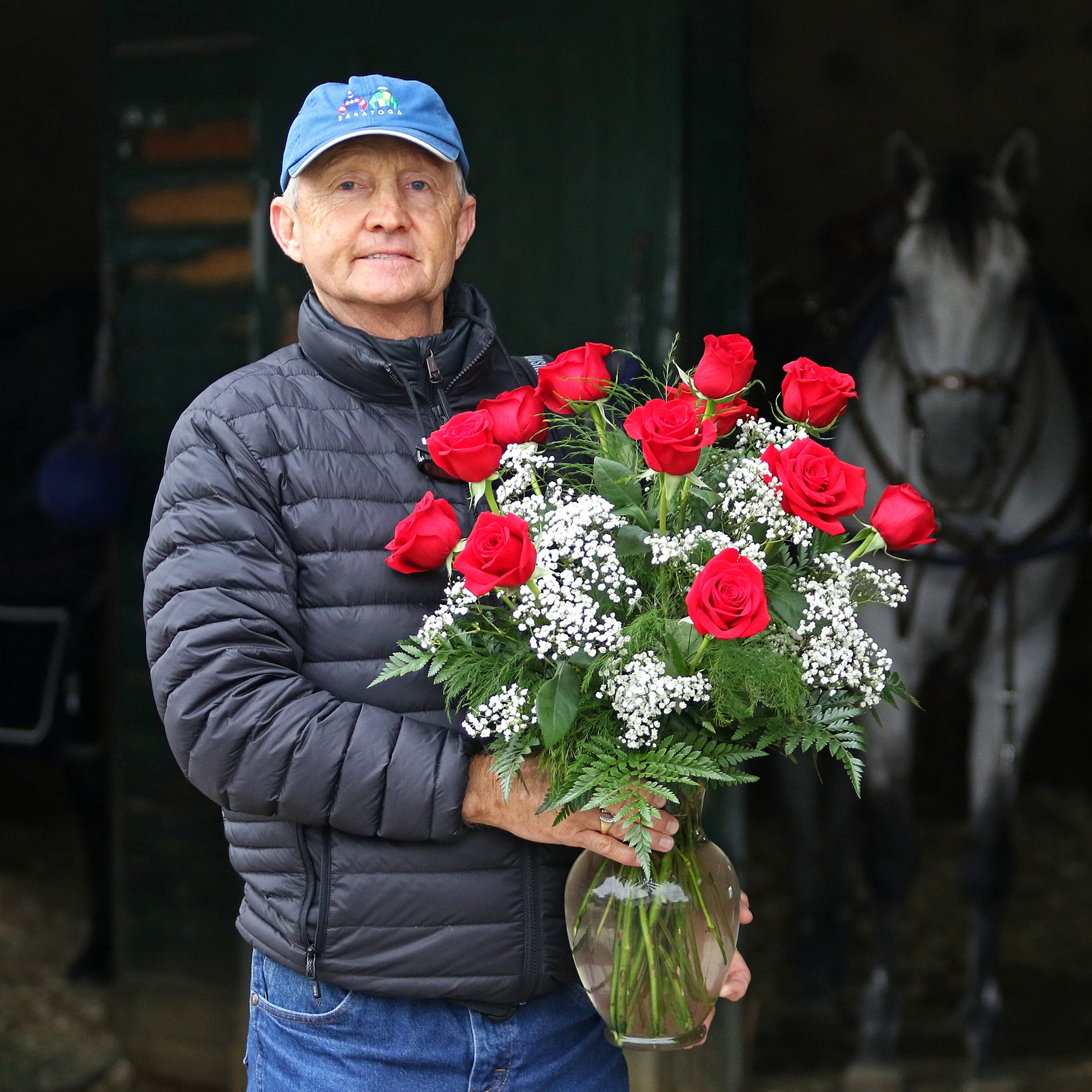 Maximum Security, trainer finally get roses after Kentucky Derby fiasco