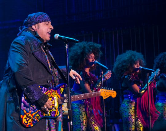 Little Steven and the Disciples of Soul at the Paramount in Asbury Park on May 8, 2019.