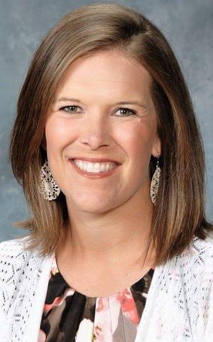 Lyndsey Williamson, newly named Abilene Cooper High School principal.