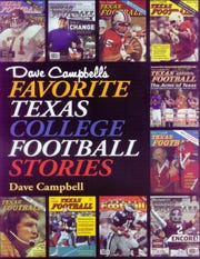 'Dave Campbell's Favorite Texas Football Stories' by Dave Campbell