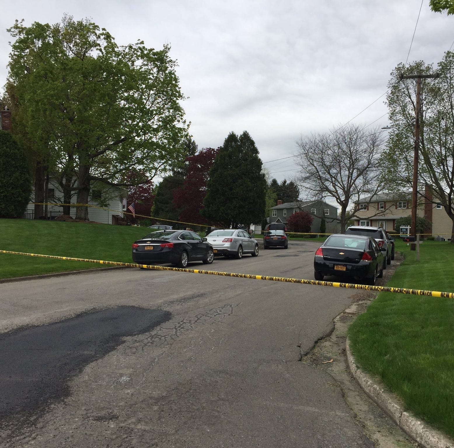Suspect at large after deadly Apalachin home invasion; elementary school closed