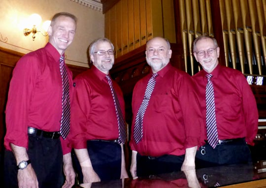 Valley Harmony is an all-male a capella quartet based in Newark Valley.