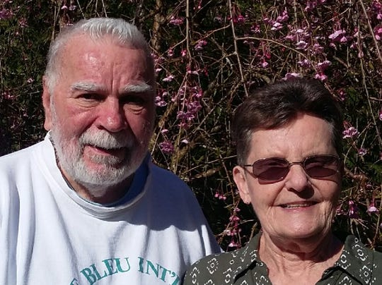 Vernon and Donna Armstrong