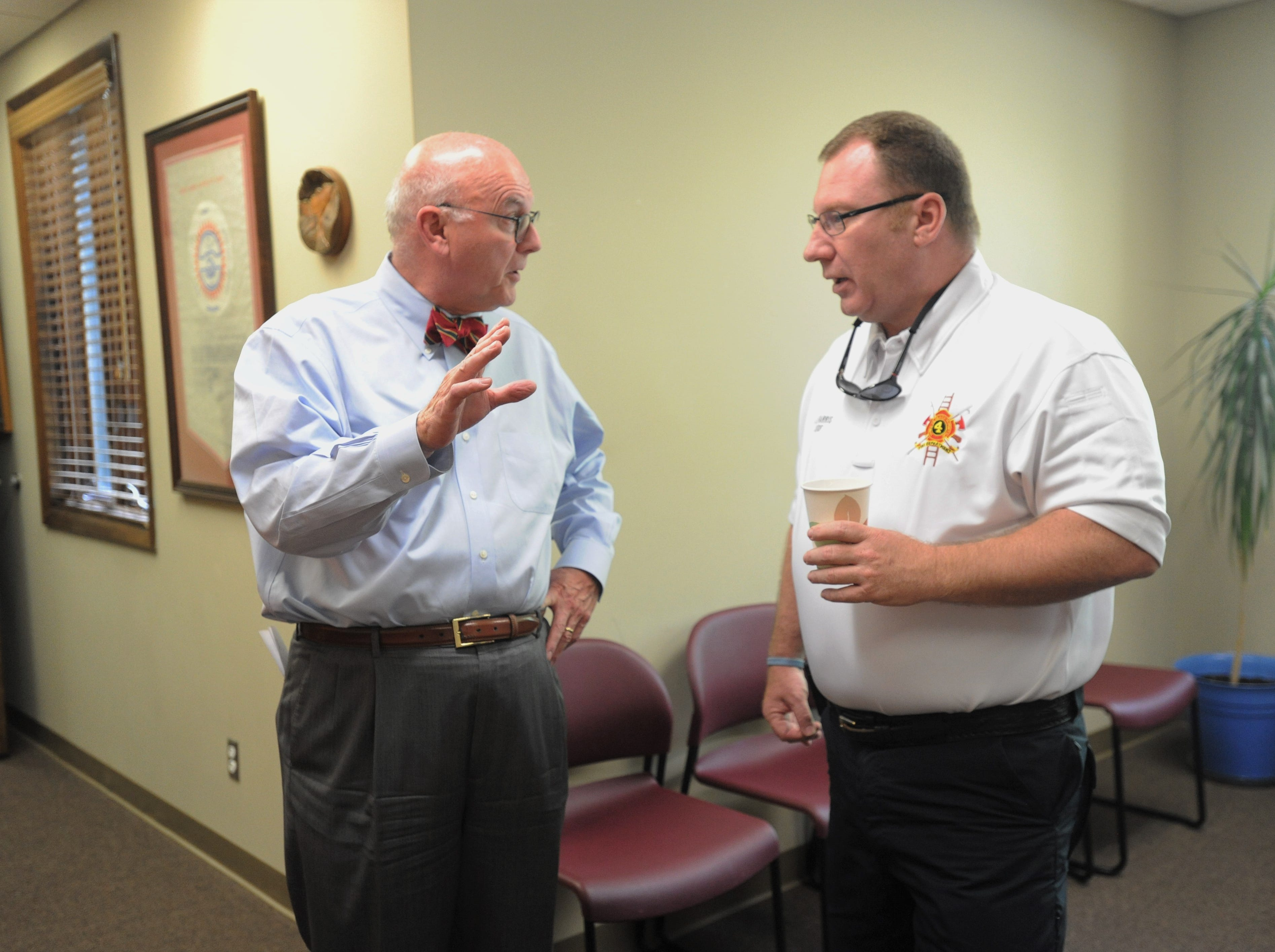 Black Mountain welcomes new fire chief