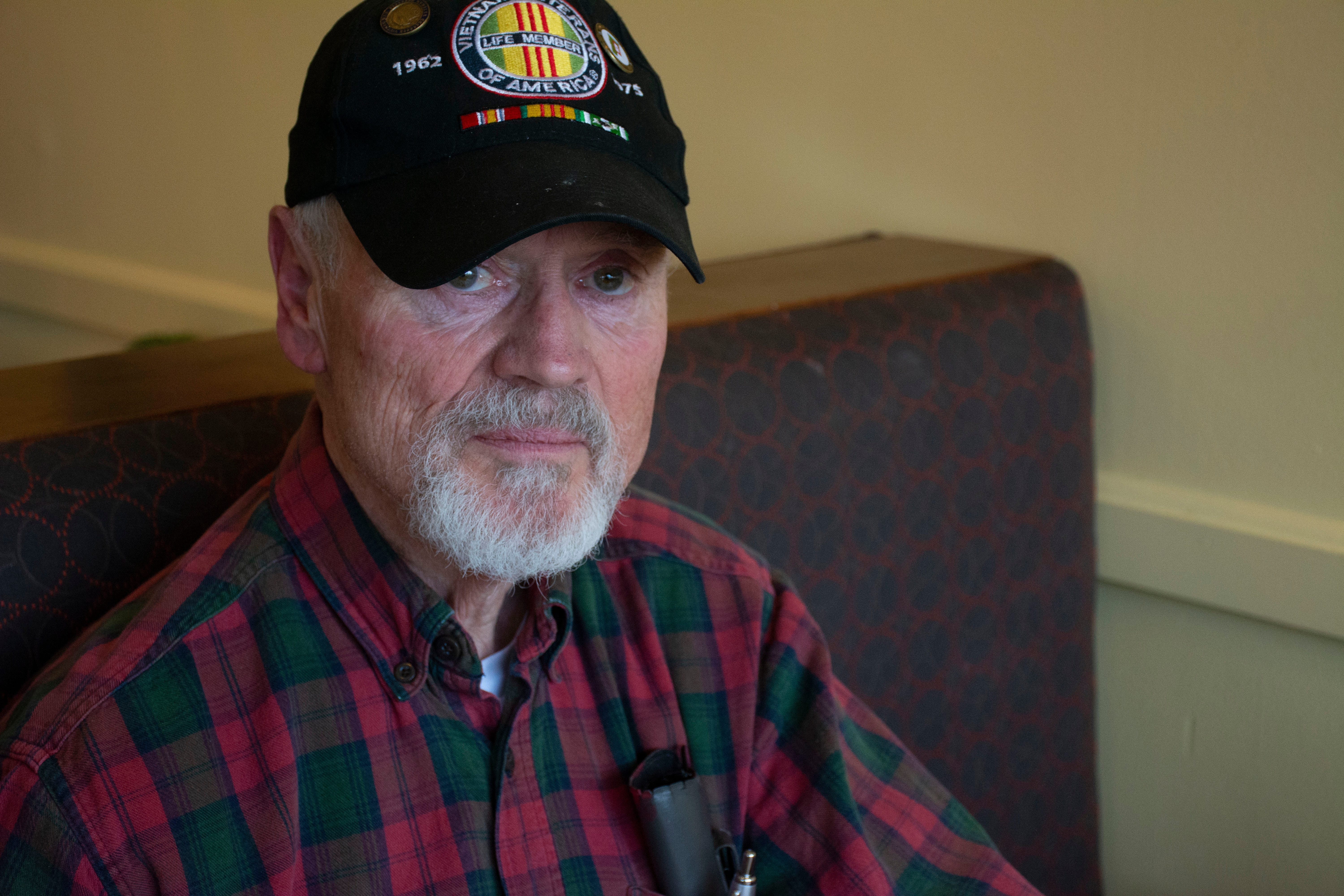 Vietnam vets pass the torch to a new generation in fight over toxic exposures