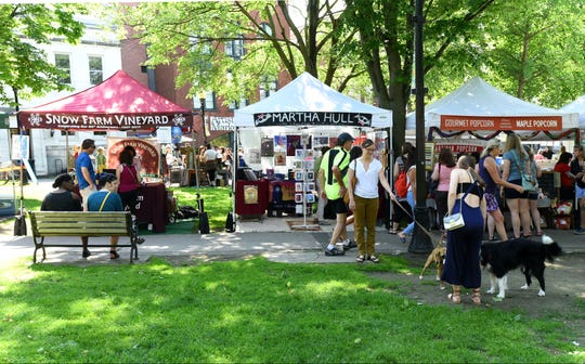 The Burlington Farmers Market, a weekly summer fixture at City Hall Park, will move to a Pine Street location this summer.