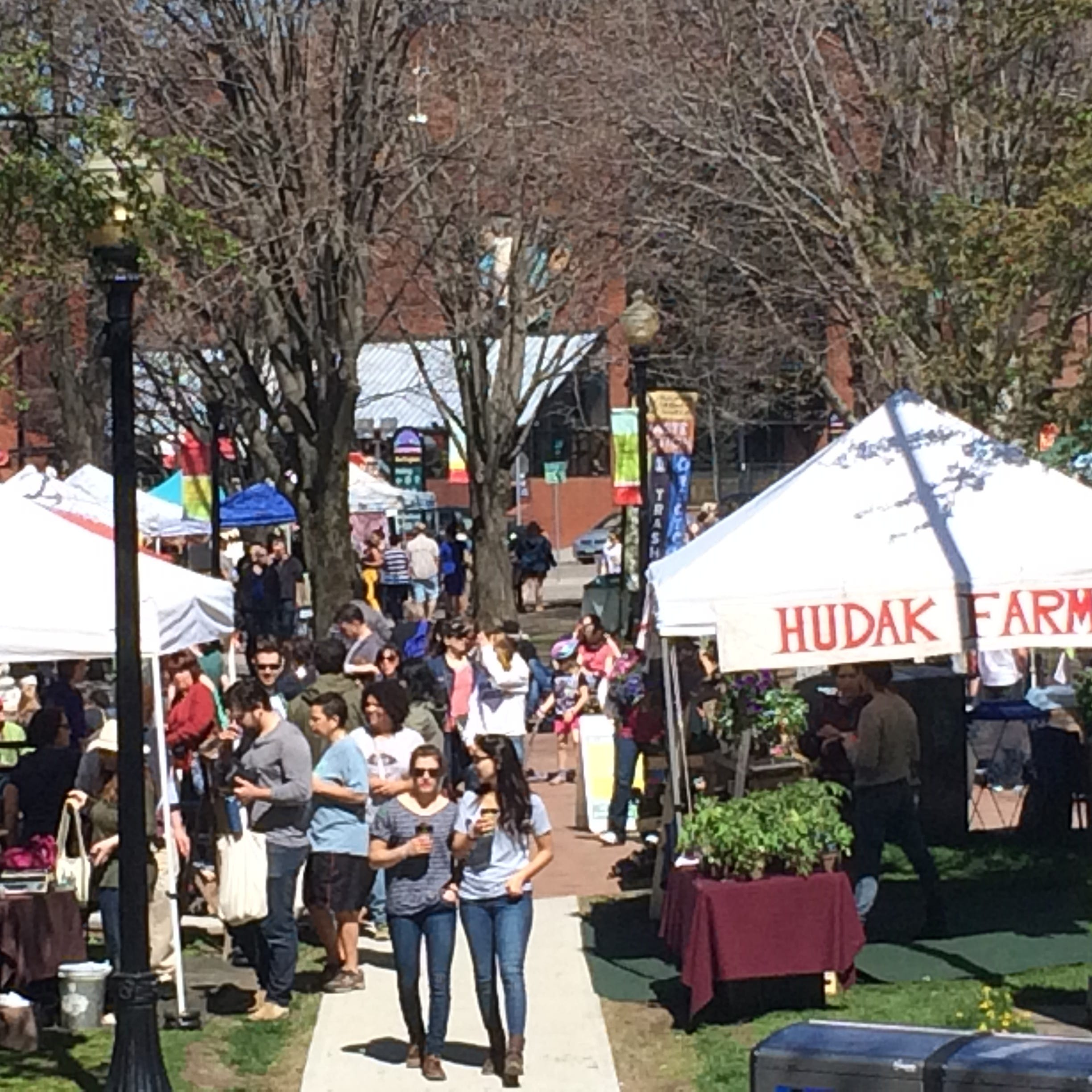 What you need to know about the new location for the Burlington Farmers Market