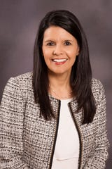 Aparicio is the executive vice president of the First Community Bank headquarters in Corpus Christi and the bank's chief lending officer. She has been elected to the Texas Bankers Assocation Board of Directors.