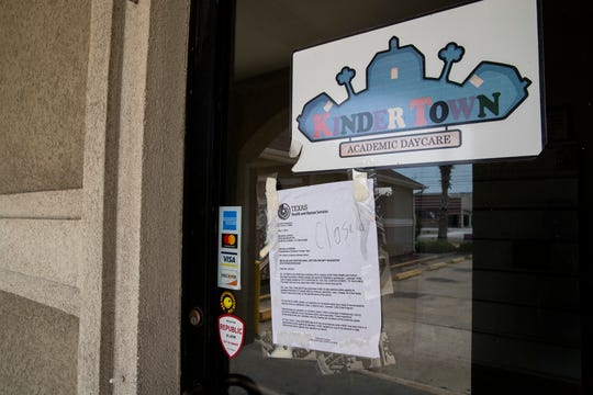The Texas Health and Human Services Commission shut down Coastal Bend Childcare 4 Kinder Town, located on the 7000 block of South Staples Street. The state revoked the license of the facility Tuesday, citing numerous violations of state licensing standards.
