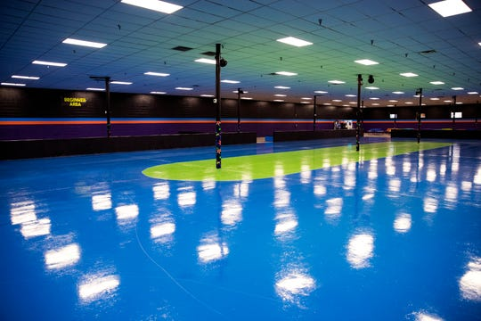 Sk8Land Family Fun Center will be opening soon in Aransas Pass. It is owned by the same people who own Sk8Land in Calallen.