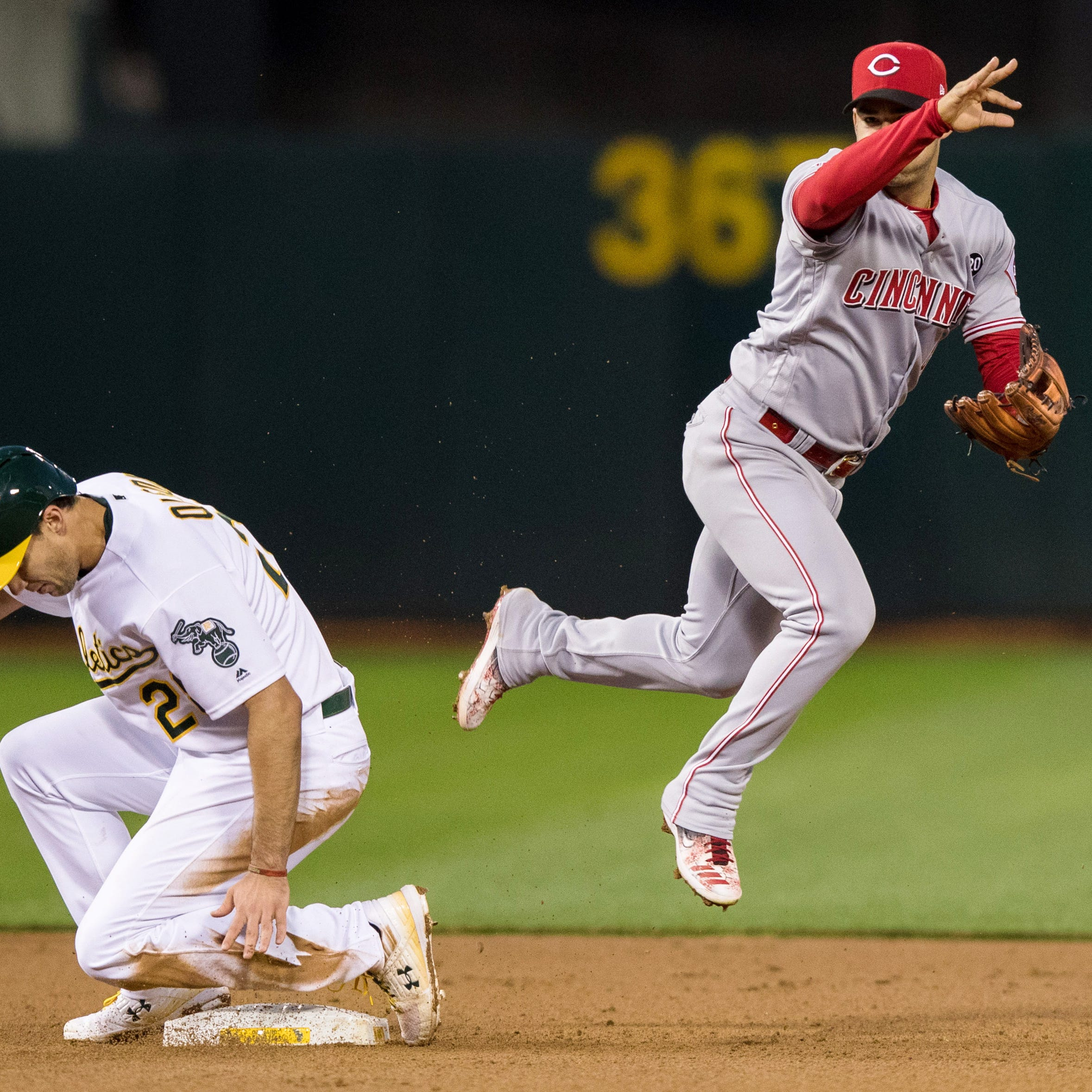 'He's the best I've ever seen': José Iglesias impresses Cincinnati Reds with his defense