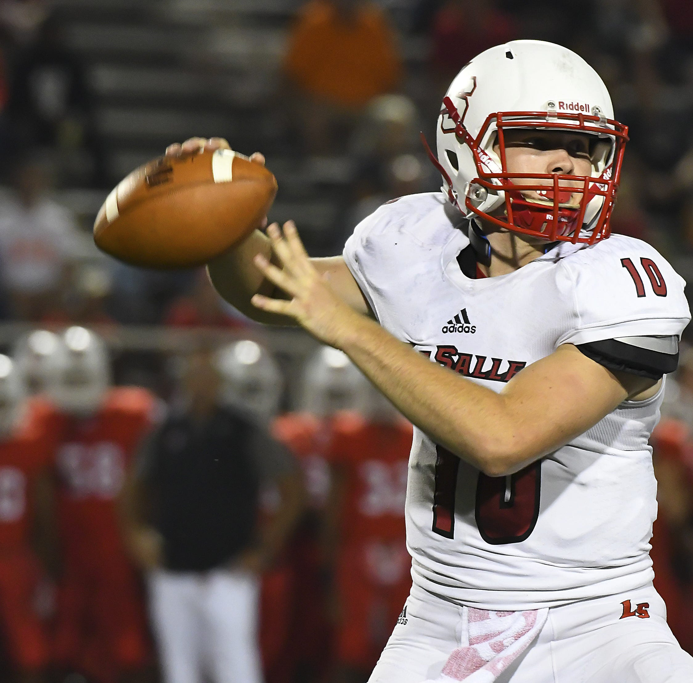 Mother's memory propelled La Salle senior Drew Nieman: 'I could feel her presence with me'