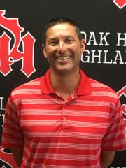 Ben Hageman was approved July 10, by the Oak Hills Local School District as the new athletic director for the Highlanders.