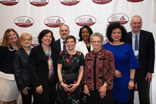 he Housing and Community Development Network of New Jersey today honored Michellene Davis with a prestigious award for her work in the areas of economic and community development