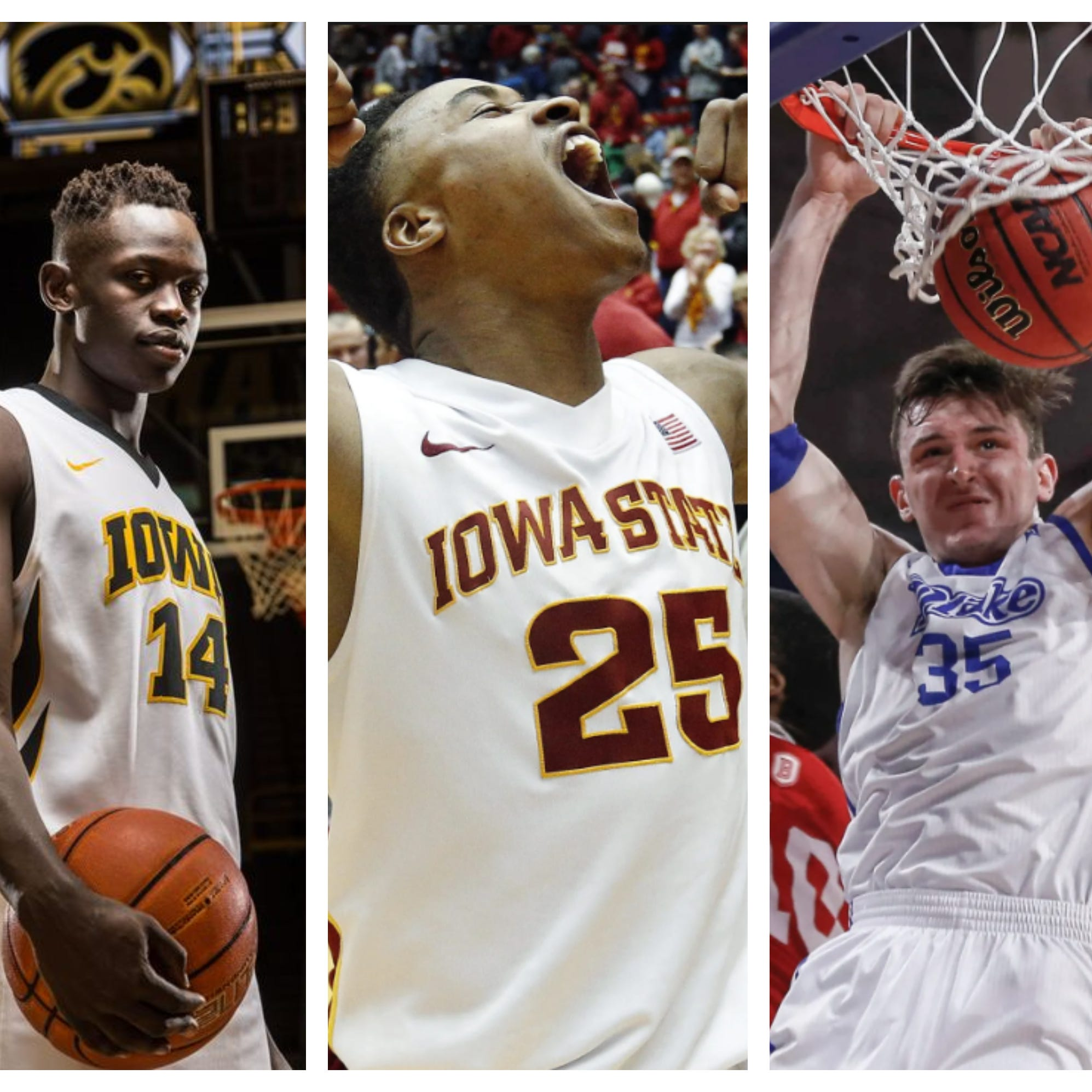 Why former Iowa, Iowa State, UNI and Drake stars are teaming up this summer