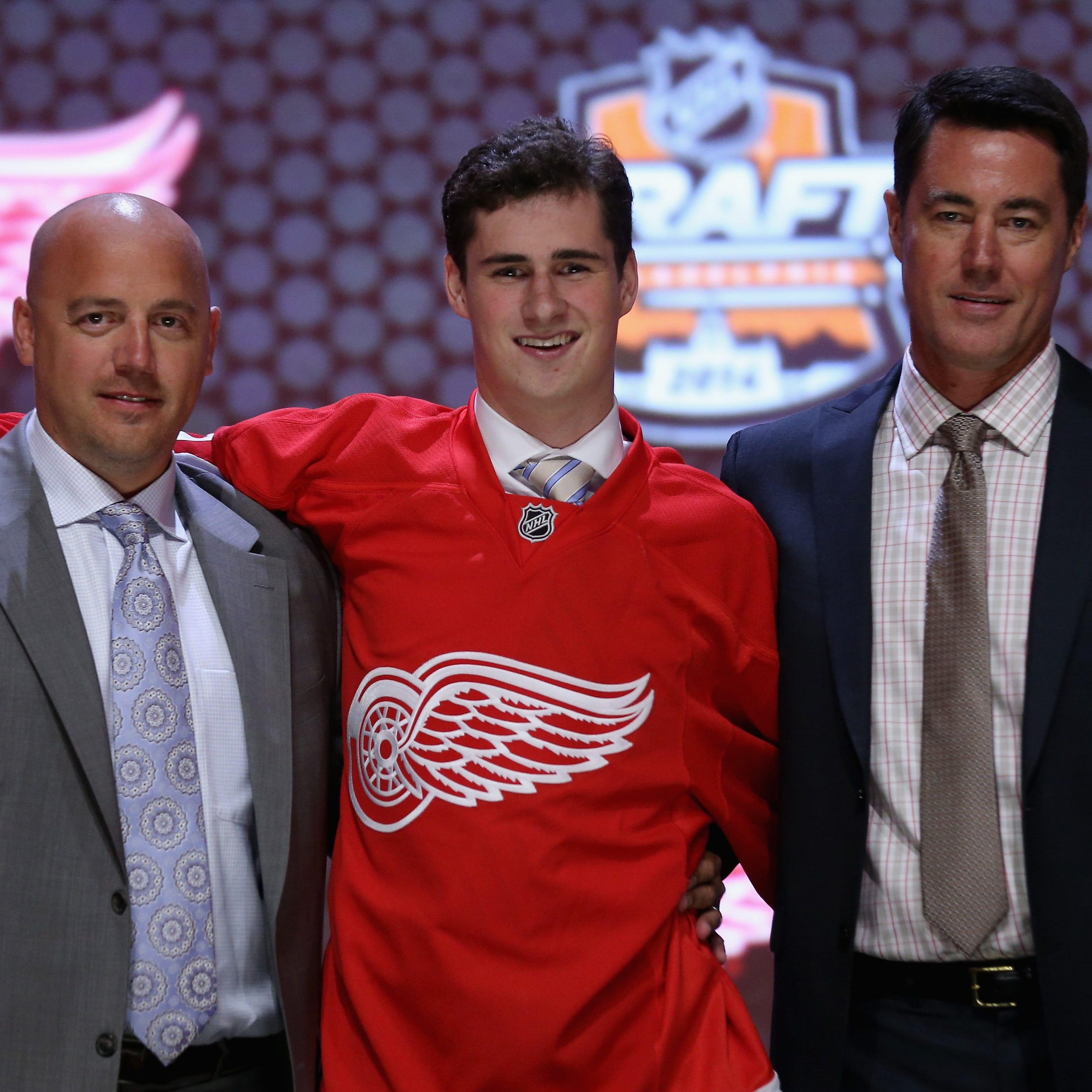 Detroit Red Wings 2014 draft review: One home run and several strikes