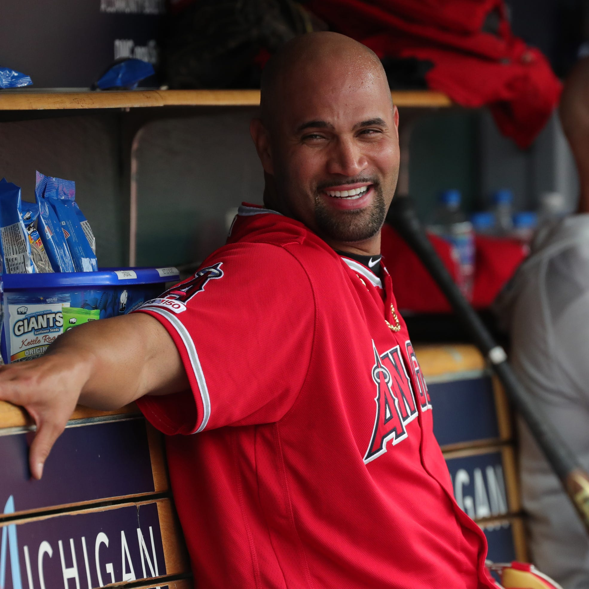 Tigers fan who got Albert Pujols' historic ball won't give it back
