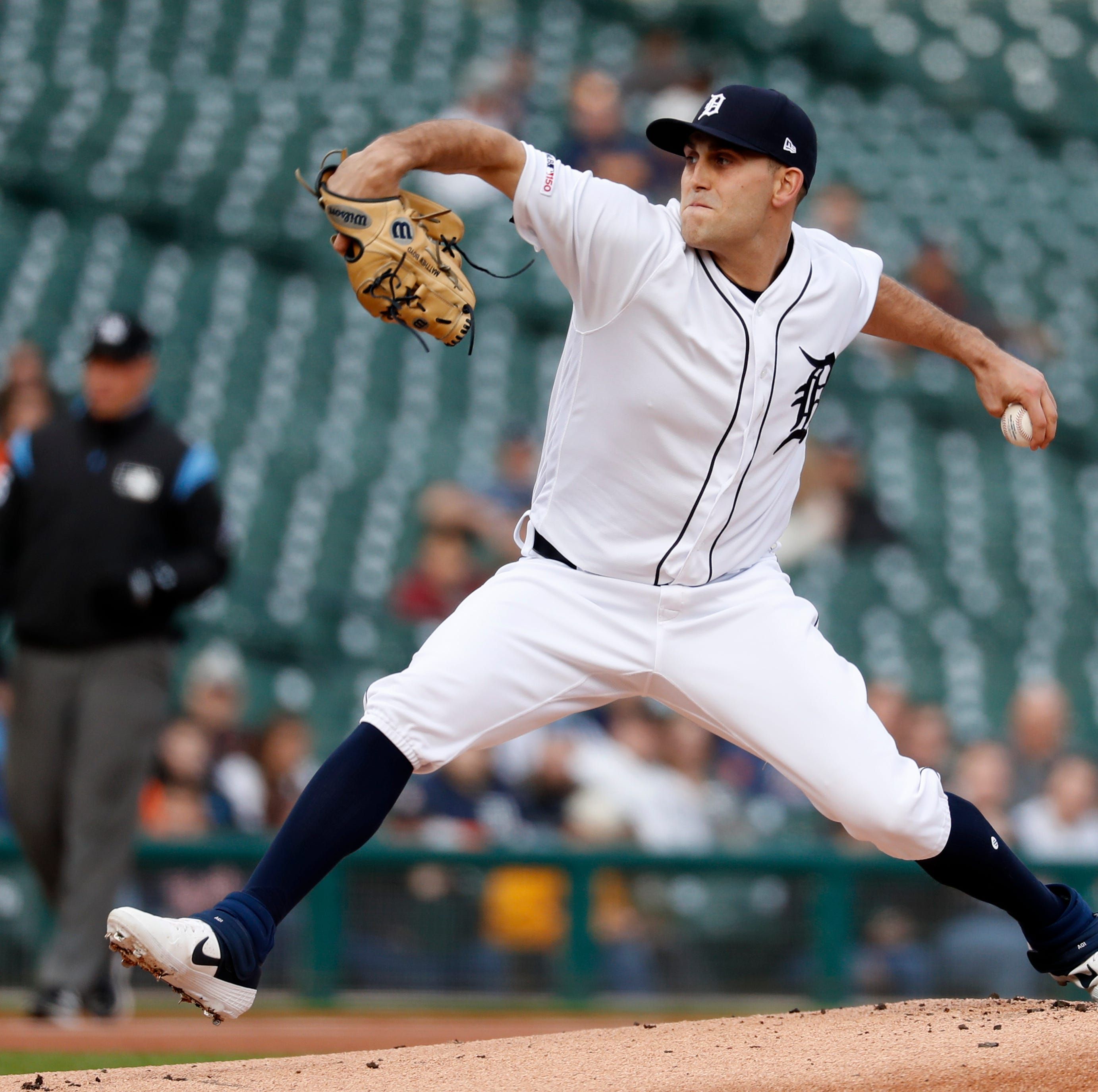 Detroit Tigers vs. Houston Astros: Time, TV, starting pitchers