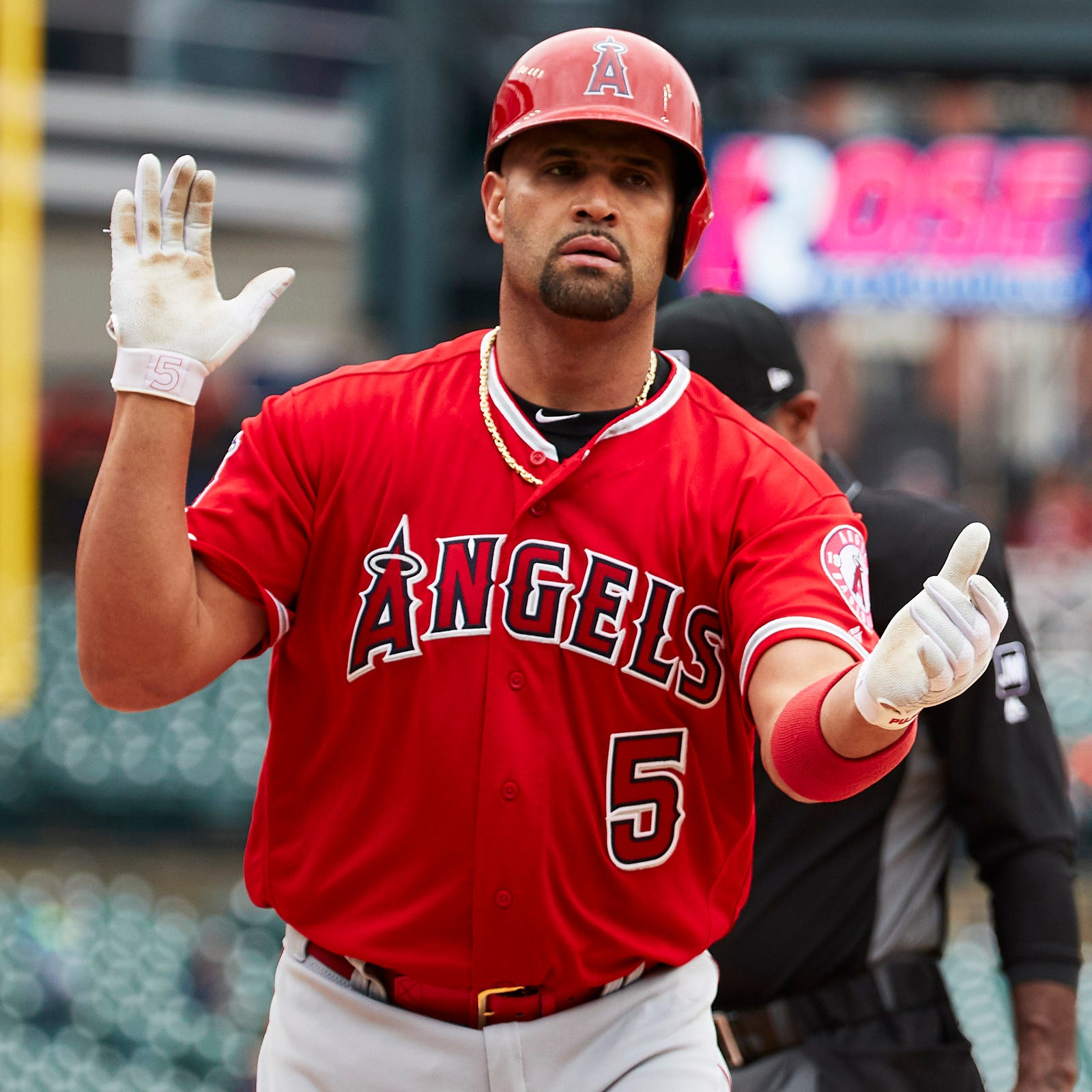 Detroit Tigers fan vents about Albert Pujols' historic RBI ball