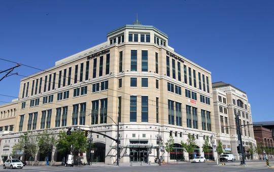 The Salt Lake Tribune in Salt Lake City.