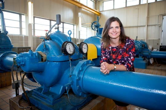 Elin  Betanzo is principal at the Safe Water Engineering consulting firm in Oakland County.