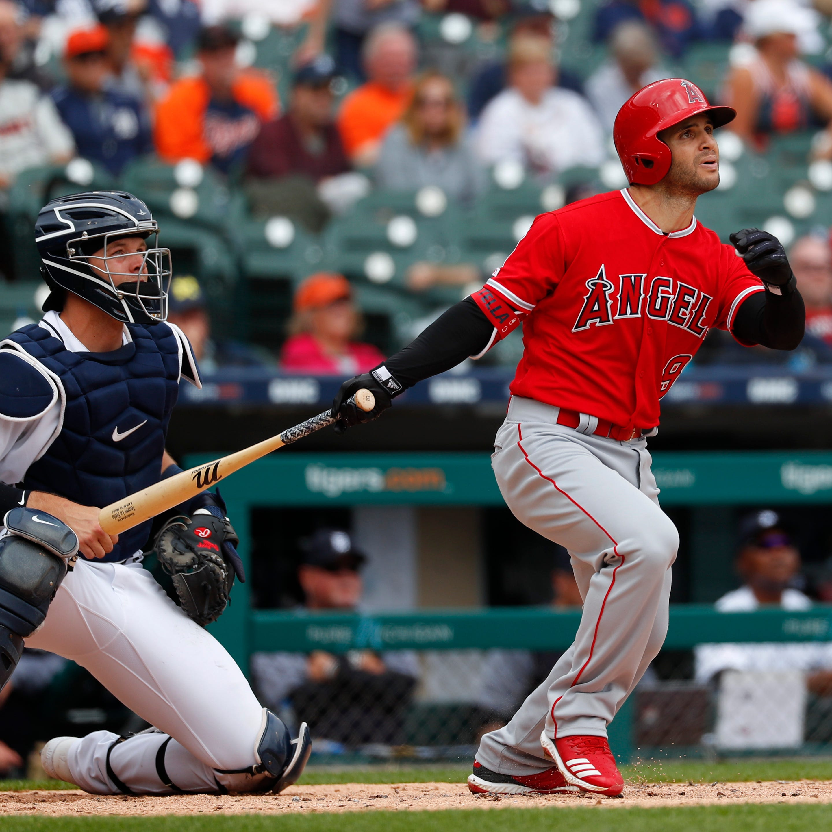 'A rough one': Angels belt five homers, shut out sleepy Tigers