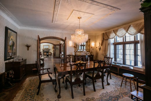MI Dream Home: Home Of Former Detroit Tigers Owner For Sale