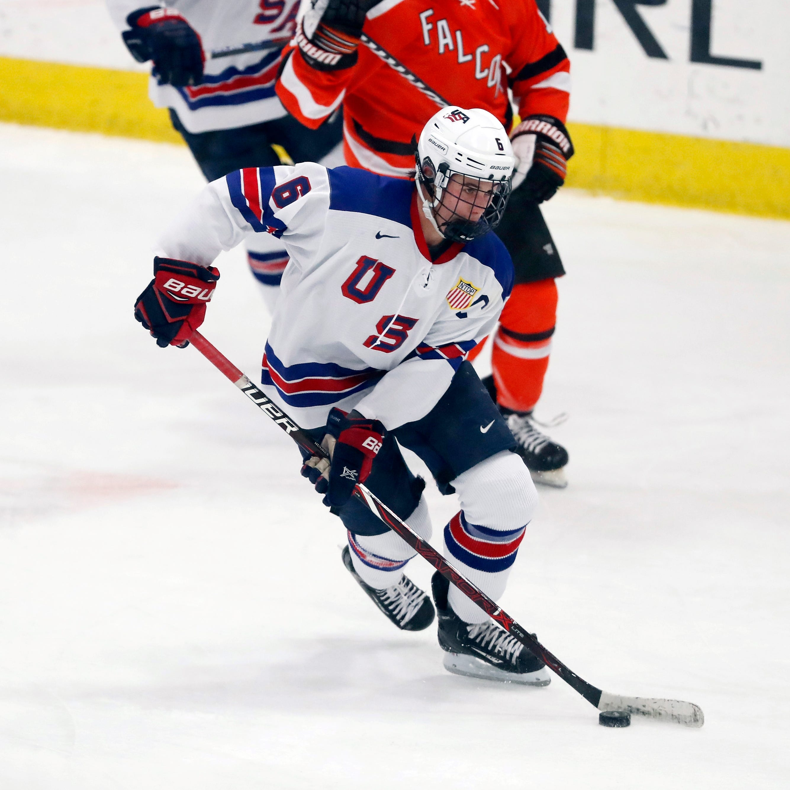 Ted Kulfan's top 20 2019 NHL draft prospects