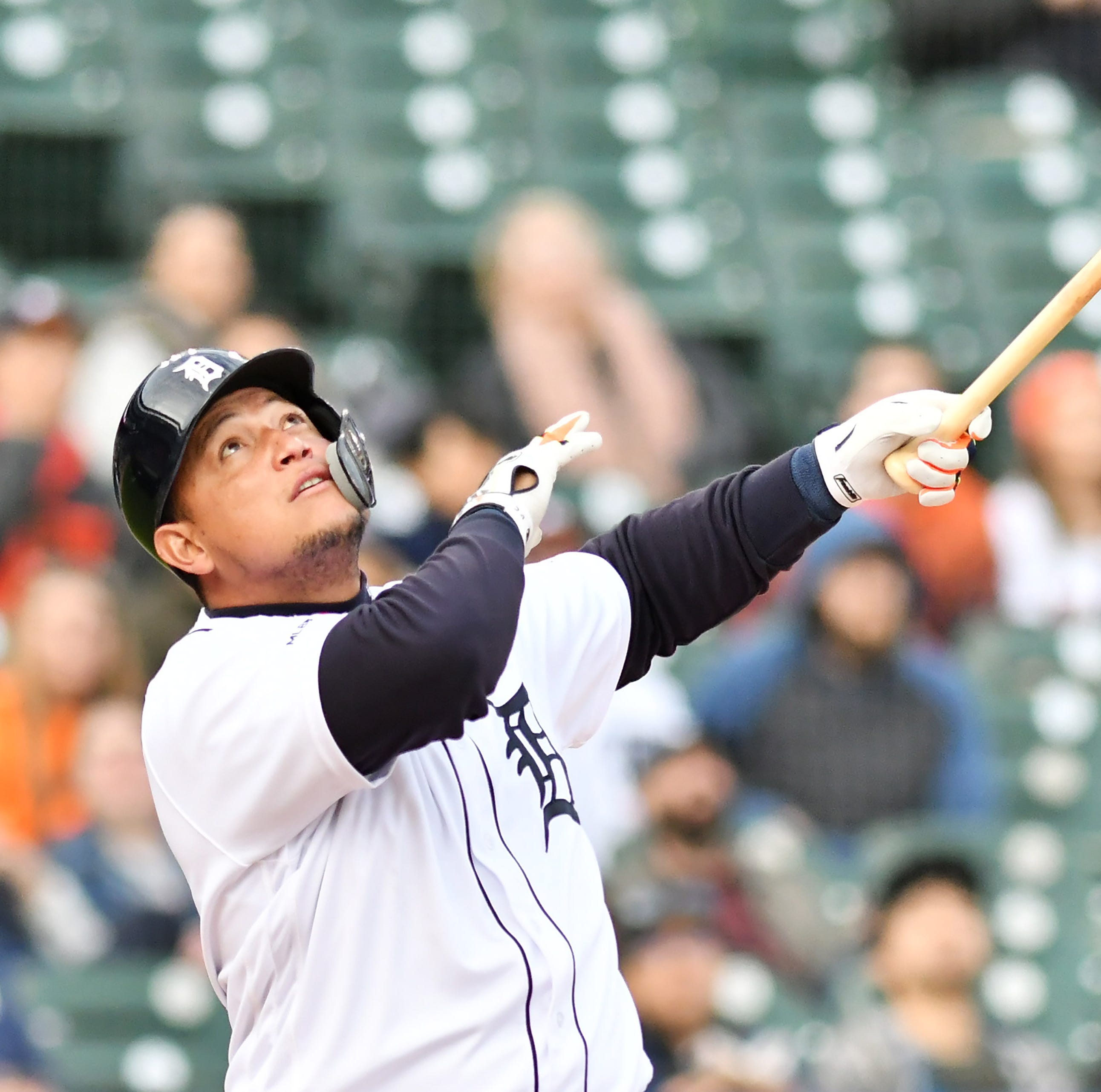 Goodrum at top, Cabrera hitting cleanup in Tigers' latest batting order shuffle