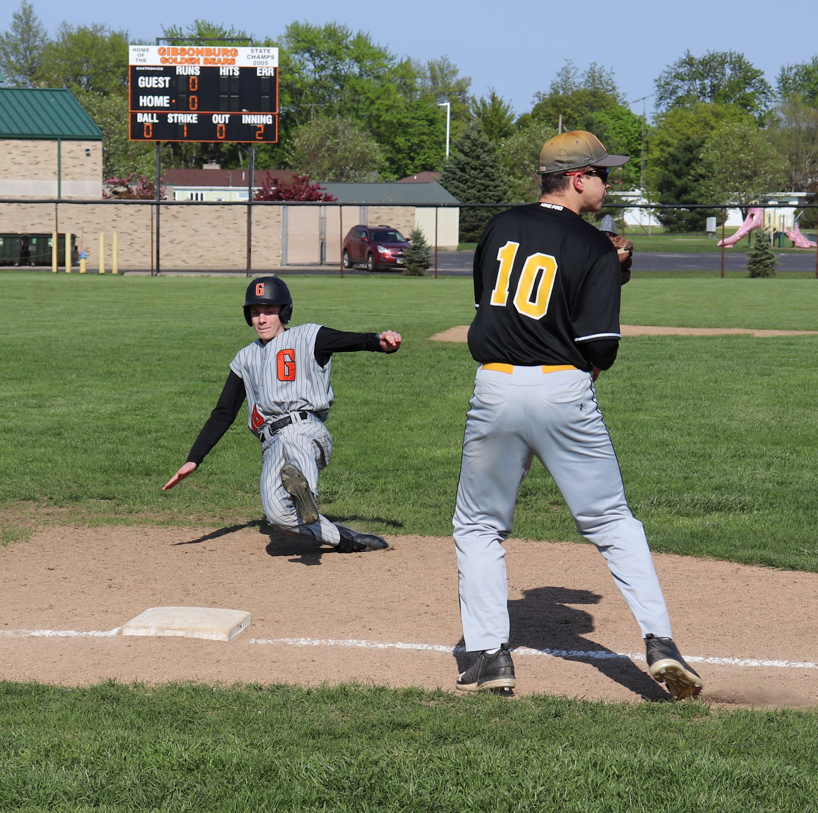 Gibsonburg remains in control of own destiny in River Division