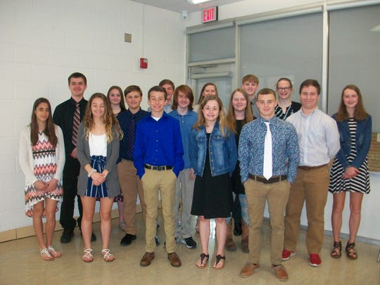 Members of the 2019 Youth Leadership Sandusky County graduated recently.