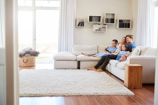The sofa is the centerpiece of most living rooms, which in turn are the heart of the home, so it comes as no surprise that it's a place where most people choose to splurge.