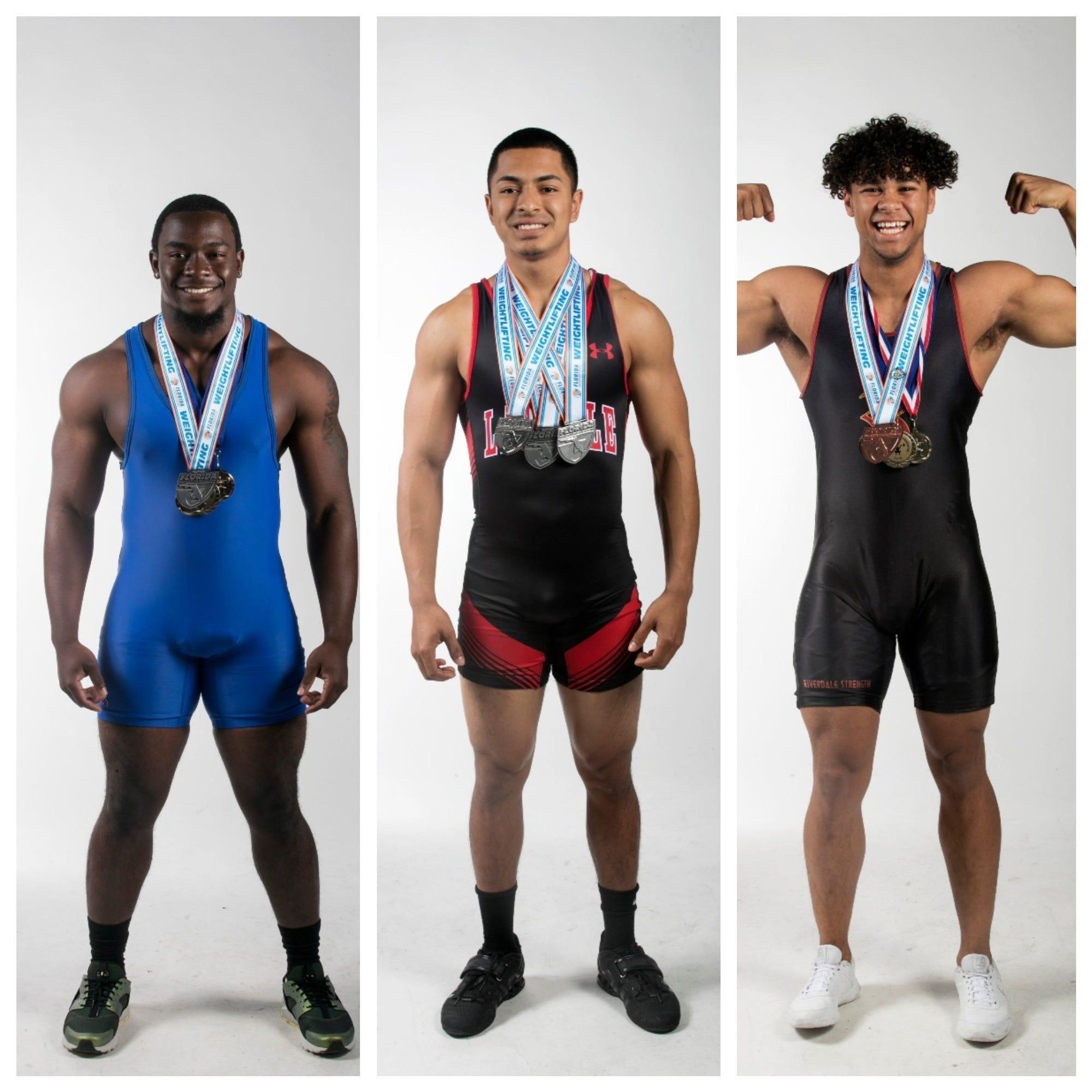 The News-Press 2019 Boys Weightlifting Team