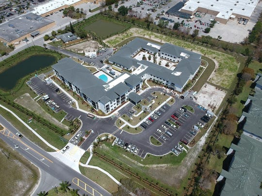 Keystone Place at Four Mile Cove, an assisted and independent living facility, is set to open this summer in Cape Coral.