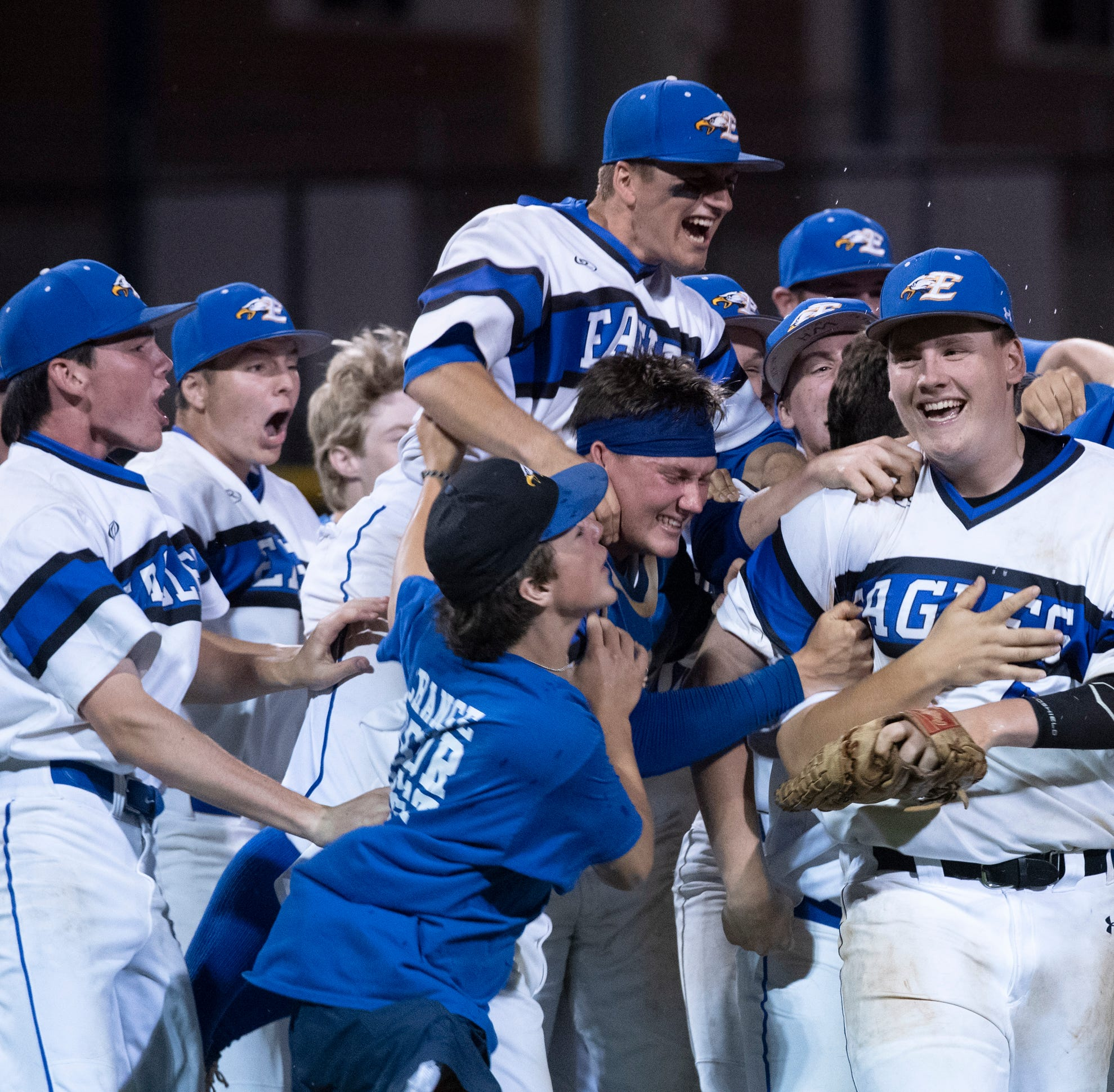 Eastside baseball defeats BHP to advance to the state championship; Midland Valley next