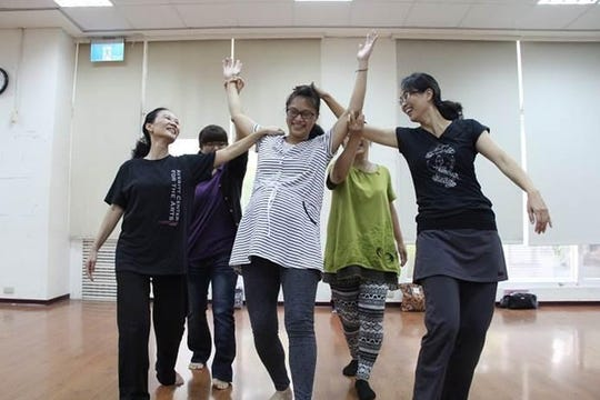 Professor Ann Hayward's creative dance workshop on May 11, 2019, will be open to all ages and skill levels.