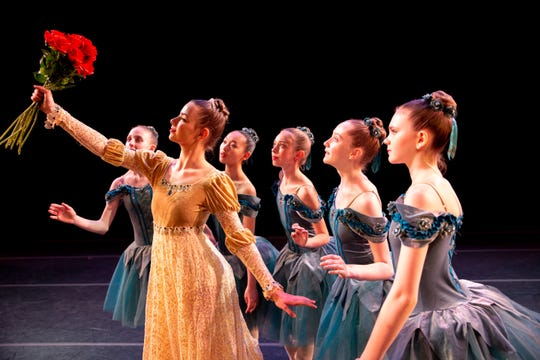 """UI Youth Ballet and Community Dance School stages their spring concert show: """"The Nightingale."""""""
