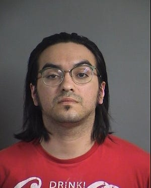Julian Alonso Ocegueda, 27, faces a sex abuse charge after he was arrested Wednesday, May 8, 2019.