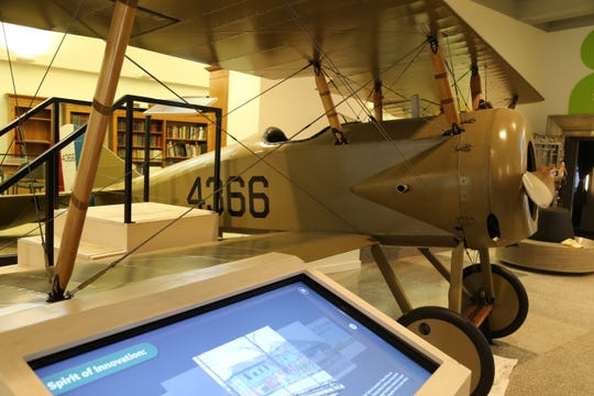 The Tommy Plane was used in World War I.