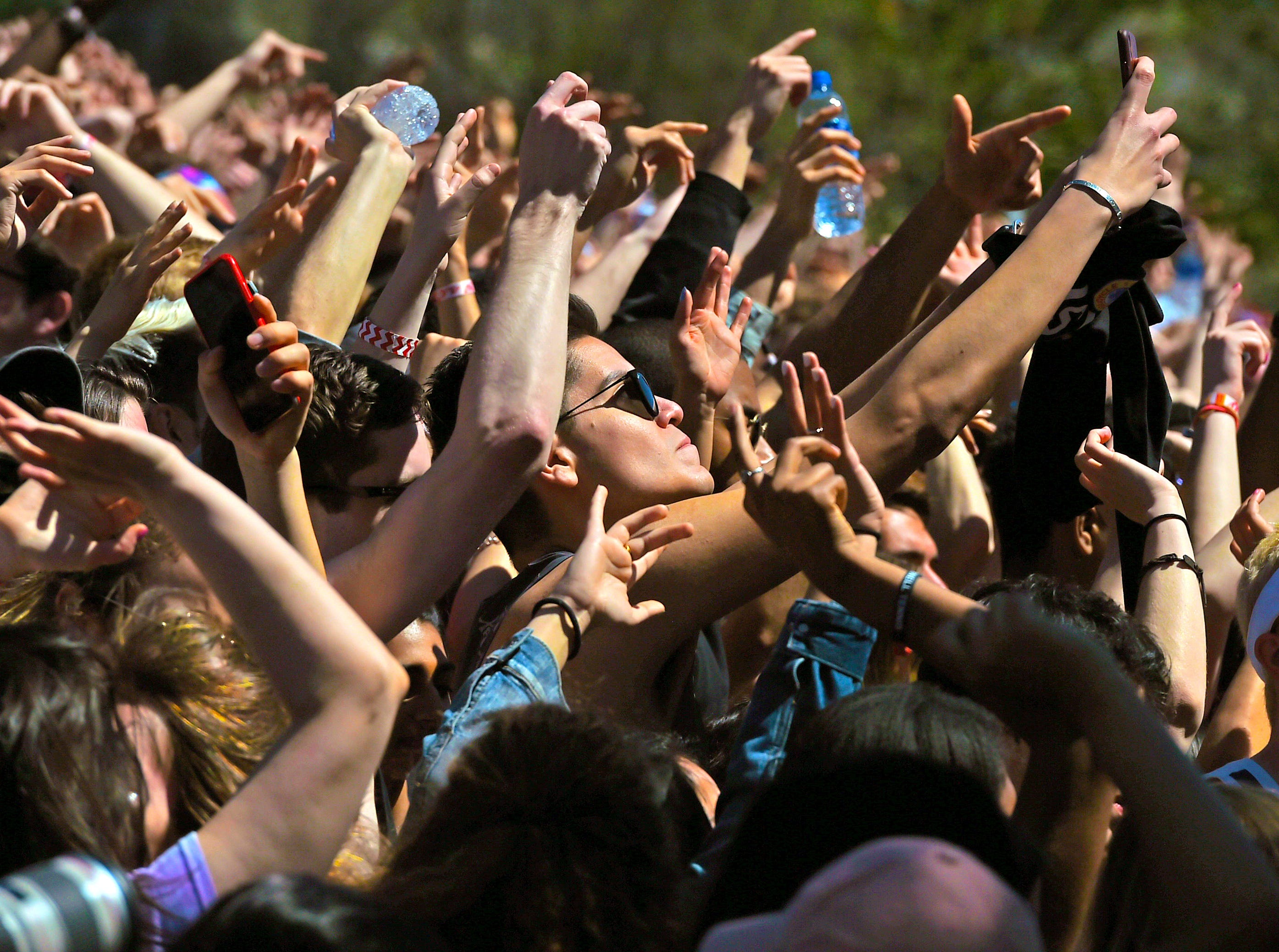 Slope Day 2019 at Cornell University featured music by Steve Aoki, Cousin Stizz, and EZI.