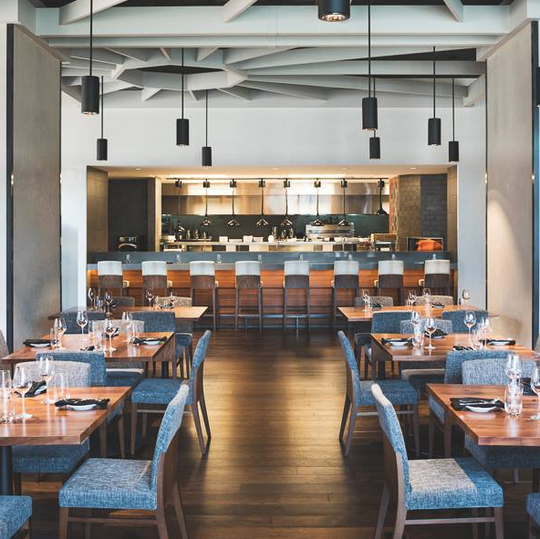 Dining area view of Estelle's Wine Bar & Bistro/Facebook